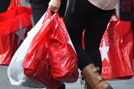 Consumer spending slows as wages struggle to keep up with inflation