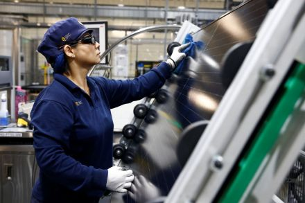 Britain's factories report rise in production for March