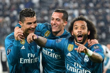 Cristiano Ronaldo: Real Madrid star's goal stunned Masters 2018 hopeful Sergio Garcia
