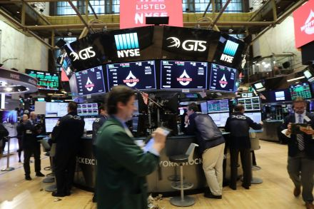 Financials lead Wall Street lower amid rising US-Russia tensions