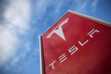 Tesla shares fall as pressure mounts