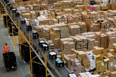 At Post Office, Amazon Isn't the Only Big Shipper Getting Discounts
