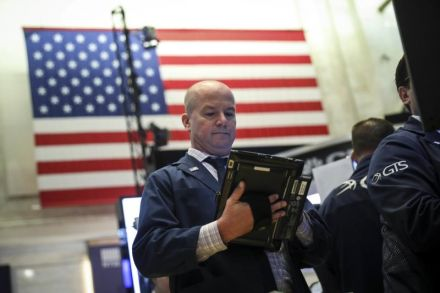 Markets Right Now: US stock indexes move higher at midday