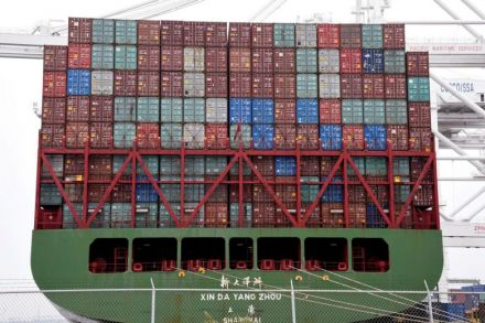 China calls for patience as trade surplus with U.S.  soars in Q1