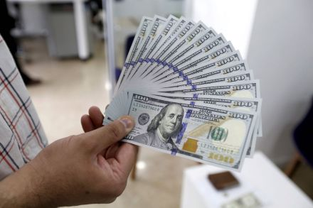 Dollar rises as investor risk appetite returns