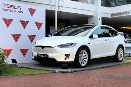 Tesla charges into Singapore, Hub - THE BUSINESS TIMES