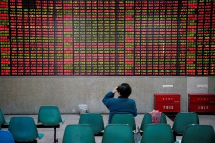 Asian shares advance as United States bond yields push dollar higher