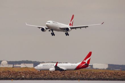 Qantas to introduce the Boeing 787 on SA route - replacing the 747