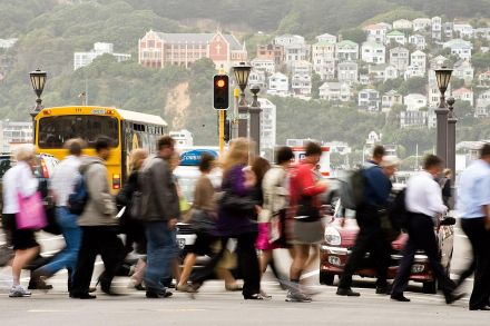 New Zealand unemployment hits the lowest level in a decade