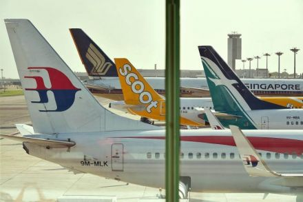 Singapore-KL is world's busiest global air link