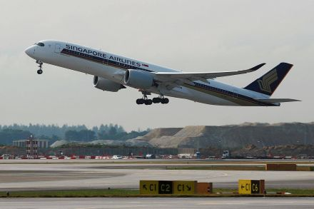 Singapore Airlines flight suffers hydraulic failure