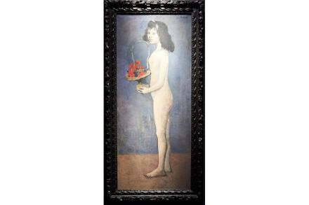 Huge prices for Picasso, Monet works at Rockefeller sale