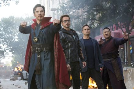 'Avengers: Infinity War' makes $1 billion in a record 11 days