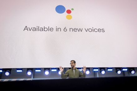 Google Assistant smart displays launching in July w