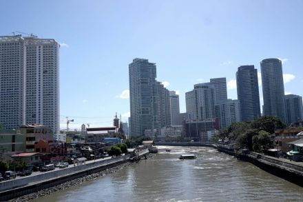 Philippine economy grows 6.8% in the first quarter