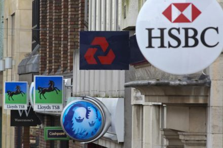 HSBC, RBS Saudi Bank ventures reach initial deal on merger terms