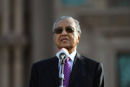 Abuses pushed Malaysia's debt over RM1 trillion, says Mahathir