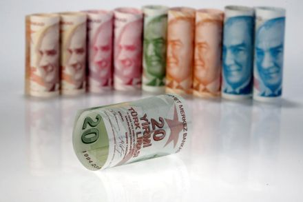 Turkish lira crashes to new low against the dollar