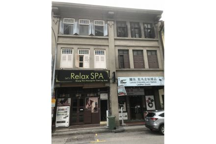 Indonesian tycoon buys 2 Bt Pasoh shophouses