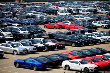 Chinese demand for foreign autos, cosmetics robust - official