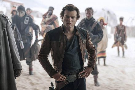 Solo: A Star Wars Story Tops The Box Office
