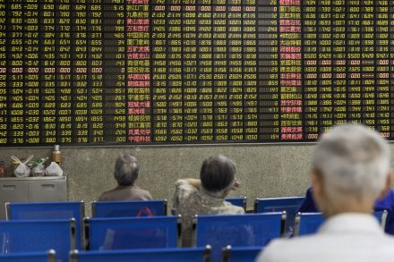 China stocks fall as trade war fears eclipse much-hyped…