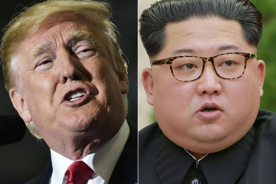 Anti-nuke campaign group offers to pay for Trump-Kim summit