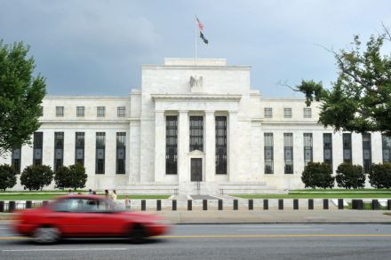 Federal Reserve expected to hike rates as Sterling slips