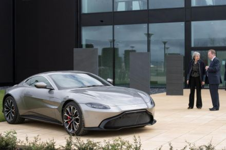 Aston Martins US Rapide Still Not As Fast As A Tesla - Aston martin under 20k
