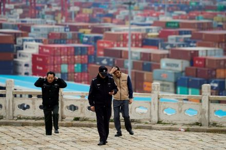 Trade war worries slam China and emerging markets