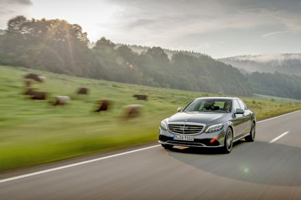 New Mercedes C-Class review: A shocking change of heart, Hub - THE