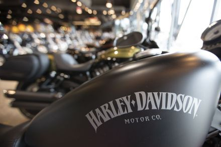 Trump 'surprised' by Harley-Davidson move to shift work out of US
