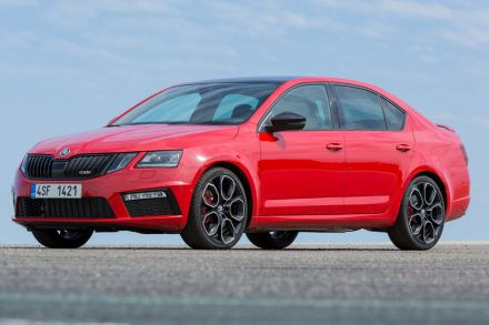 Skodas Octavia Rs 245 Could Be The Performance Bargain Of The Year