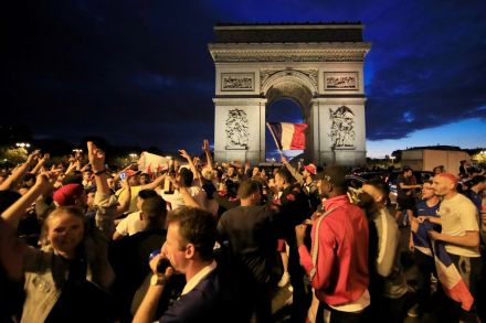 France accused of using Africans to reach World Cup final