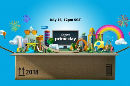 Prime Day was biggest shopping event in Amazon's history, company says
