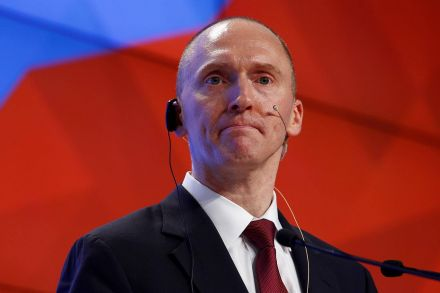 Former Trump campaign adviser was working with Russian government, Federal Bureau of Investigation  document claims