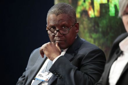 Africa's richest man arranges US$4 5b of financing for oil refinery