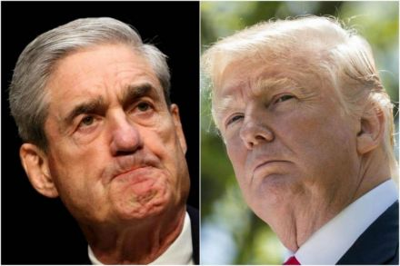 Trump rails against Mueller in Sunday tweetstorm