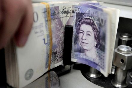 Sterling near one-week lows before Bank of England vote