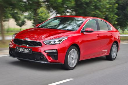 Kia Cerato Review A Korean Car For The Price Of A Japanese Meal