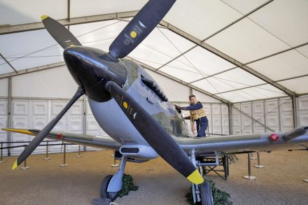 Investing in vintage warbirds: savvy deal or just plane