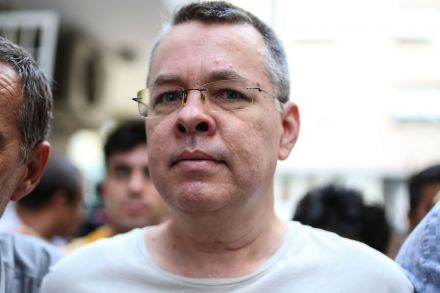 U.S.  plans more sanctions against Turkey if pastor not released