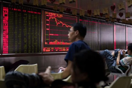 Chinese internet stock sell off may shake faith in FANGs