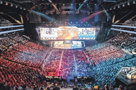 Game on: eSports levels up, Brunch - THE BUSINESS TIMES