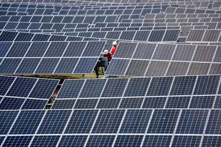china solar manufacturers Latest News & Headlines - THE