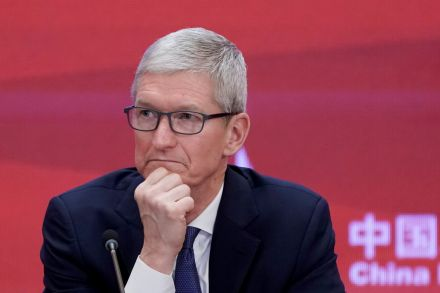 China's reaction to Trump's tariffs could be 'serious problem' for Apple