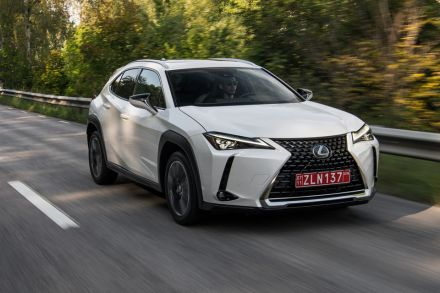 Lexus Ux Review On A Mission To Conquer Hub The Business Times