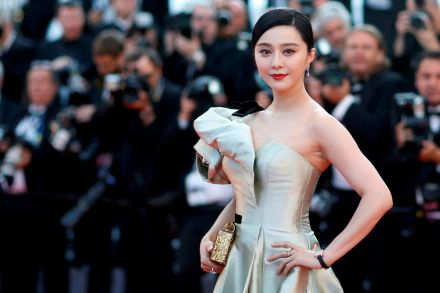 Fan Bingbing: missing Chinese actress emerges with £100m tax bill