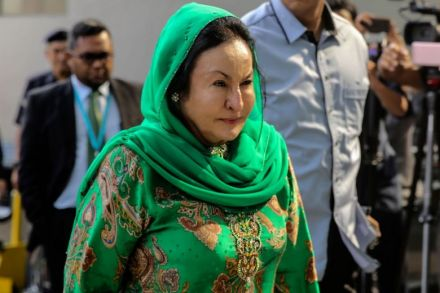 Rosmah arrested, to be charged tomorrow