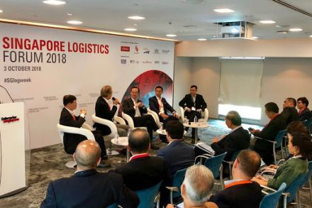 Singapore logistics sector rolls out 3-year plan to